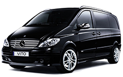 Mercedes Vito Tourer Black Edition